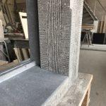 onderdorpel met neut gefrijnd belgisch hardsteen