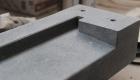 bouwwerk hardsteen dorpel grijs