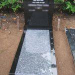 grafmonument zwart